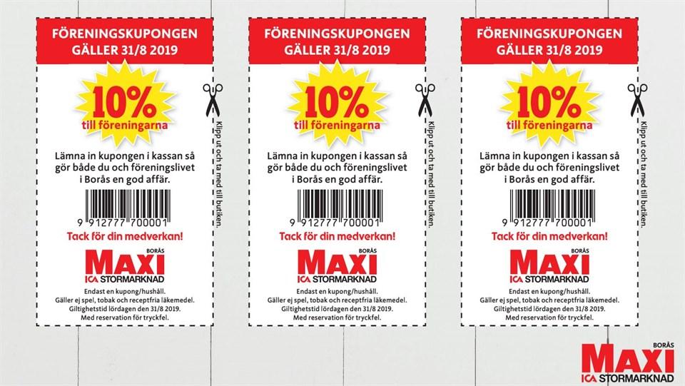 maxi stormarknad borås