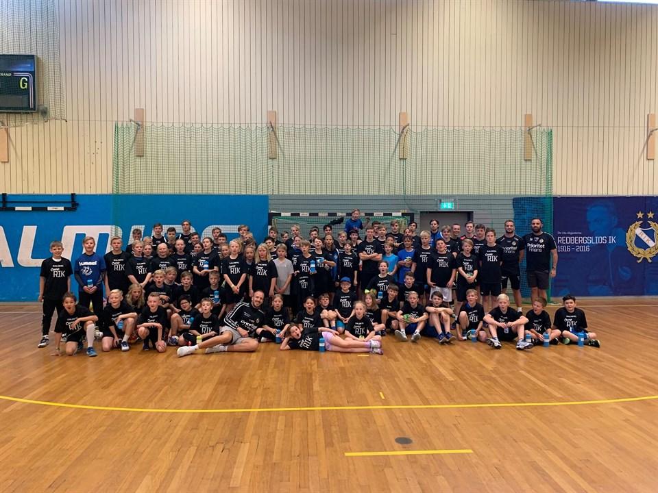 Missa inte Camp RIK 2.0 på sportlovet! | Redbergslids IK P11